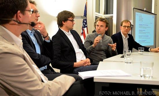 PR Club Hamburg und Bruno Schmidt diskutierten