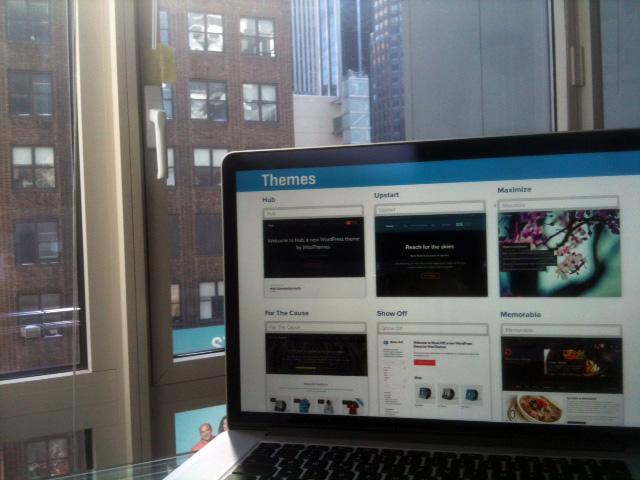 WordPress-Themes: Schnell, einfach, kostengünstig… und ideal fürs SEO