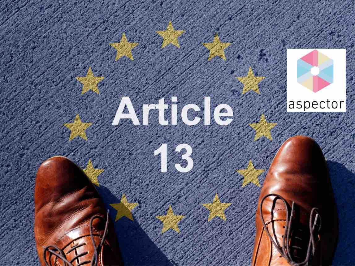 Artikel 13 und Upload-Filter: Wie Axel Voss (CDU) unternehmerischen Geist lähmt