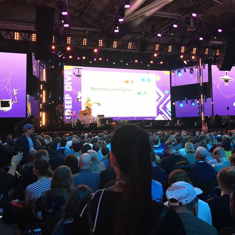 Google Machine Learning for Business Growth auf der OMR 2019