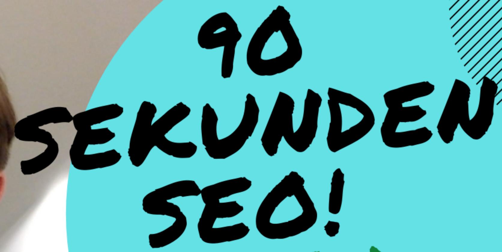 In den nächsten 90 Sekunden erfährst Du: Local-SEO Tipp & Ranking einer neue Website